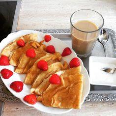 Malawax - Somalische Pfannkuchen ( Somali Pancakes )