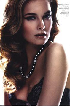 Myla's gorgeous Isabella bra features in Vantage magazine.