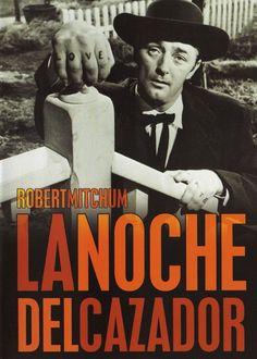 La noche del cazador (1955) EEUU. Dir: Charles Laughton. Drama. Suspense. Cine negro. Vida rural. Infancia - DVD CINE 136