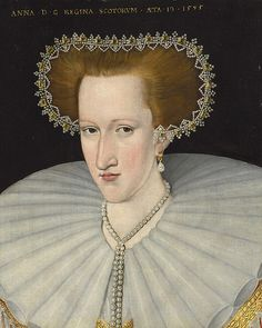 Anne of Denmark, Queen Consort of King James I/VI, England/Scotland