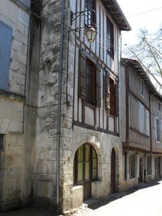 Streets of Confolens