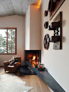 Chesetta St. Moritz, Switzerland Dec 2009