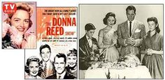 The Donna Reed Show: Old Memories The Donna Reed Show, Tv Moms, From Here To Eternity, Family Tv, Old Tv Shows, Tv Guide, Its A Wonderful Life, Childhood Memories, Growing Up