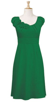 Green Dress #2dayslook #jamesfaith712 #sasssjane #GreenDress  www.2dayslook.com