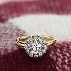 198 Best Halo Engagement Rings Images In 2018 Engagement Ring