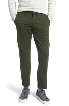 promo code e7c47 2c0fc 1901 Ballard Slim Fit Stretch Chino Pants   Nordstrom