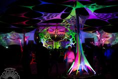 Ondrase (Fractaltribe) @ Fractal Fest 2013 by Electrogenic, via Flickr