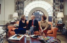 Barbara Walters interview with President and Mrs. Ford. December 4, 1976.