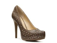 BCBG Paris Padgett Platform Pump High Heel Pumps Pumps & Heels Women's Shoes - DSW