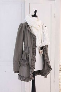 Gorgeous jacket!