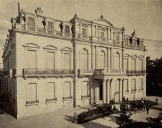 FOTOS ANTIGUAS DE MADRID - PALACIO DE D. JOSÉ CAMPO EN 187O