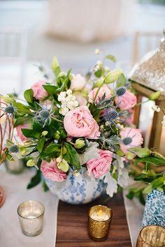 davids bridal for aisle society - decor