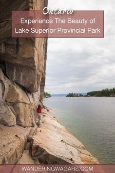 Whether you are just driving through, or looking to spend a few days, A Lake Superior Provincial Park camping trip is something you will never forget. Ontario Camping, Ontario Travel, Ontario Parks, Canadian Travel, Canadian Rockies, Canada Destinations, Parks Canada, Best Travel Guides, Travel Inspiration