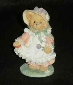7 cm CHERISHED TEDDIES Teddie Weihnachtsmann ca