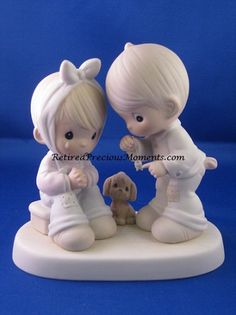 To Tell The Tooth You're Special - Precious Moment Figurine