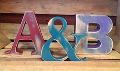 Decorative letters wooden letters custom decorative letters solid colors wall decor wood freestanding Nursery letters bedroom Letters Playroom Letter Wedding Letters Teen Letters Baby Gift Decorative Letters. Letras decorativas Tall 5 Thick 1  Handmade decorative wooden letters, handmade and painted, It is made to hang on a small nail in the wall, or can set propped on a shelf or mantle.  PERSONALIZED ITEMS should be approve before purchase.  ***Please read the entire description before…