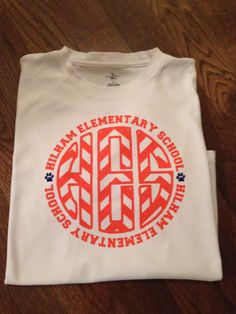 School spirit tee by 2henCraftHouse on Etsy https://www.etsy.com/listing/217427010/school-spirit-tee