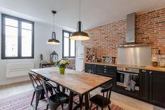 Découvrez des milliers d'idées photos de déco cuisines Modernes provenant de professionnels de la maison. Retenez les meilleures idées dans vos Coups de Coeur.