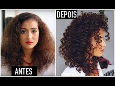 CACHOS IMPECÁVEIS SEM BABY LISS - Coquinho/ Bantu Knot | Mari Morena - YouTube