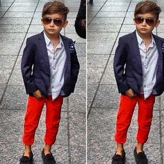 The 16 Cutest Kids Spotted At New York Fashion Week.