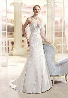 Eddy K EK1018 Wedding Dress - The Knot