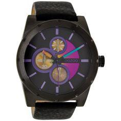Horloge OOZOO  Ø 48mm    € 49.95   Voor alle OOZOO horloges geldt 1jaar garantie