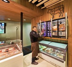 Vers Passage and Butcherstore by Arjen Reas, Zoetermeer – Netherlands » Retail Design Blog