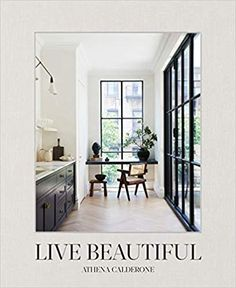 Amazon.fr - Live Beautiful - Athena Calderone - Livres