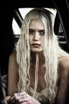 "Abbey Lee as The Dag in ""Mad Max: Fury Road"""