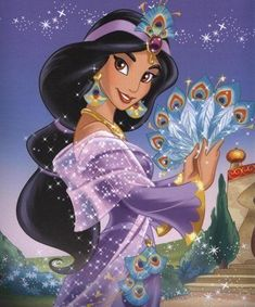 New Ideas For Fails Art Disney Aladin Princesse Disney Swag, Disney Princess Jasmine, Disney Princess Pictures, Disney Princess Art, Walt Disney, Heros Disney, Punk Disney Princesses, Disney Love, Disney And Dreamworks