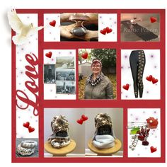 Earthtones by cozeequilts on Polyvore featuring rustic and vintage