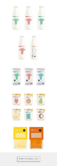 Open / Dairy products by Sara Ruiz Corrales