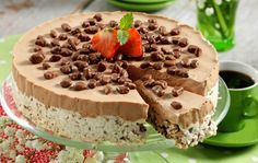 Foto: All Over Press - min side Cake Recipes, Dessert Recipes, Norwegian Food, Norwegian Recipes, Ice Cake, Homemade Sweets, Pudding Desserts, Creative Food, Yummy Cakes