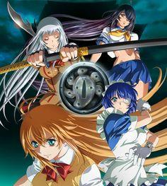 Ikkitousen | ... que ikkitousen tendria un nuevo anime ikkitousen shuugaku toushi keppu