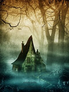 witches hut - Google Search