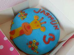 taart jasmijn 3 jaar