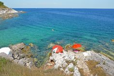 Ein wundervoller Tag am Strand, in Savudrija, Kroatien  #Croatia #kroatien #hrvatska #lilynova #lilynovareisen lilynova.com