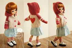 Cute knit for Betsy