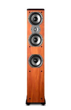 Polk Audio Floorstanding Speaker (Single, Cherry) for sale Polk Speakers, Home Audio Speakers, Audiophile Speakers, Tower Speakers, Home Theater Speakers, Hifi Audio, Wireless Speakers, Best Floor Standing Speakers, Portable Projector Screen