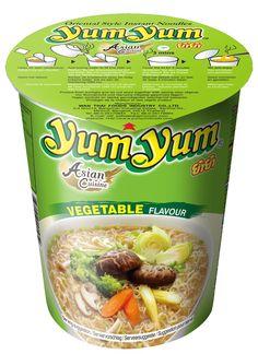 #YumYum #Instant #Groenten #Cupnoedels