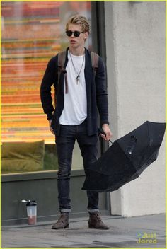 Austin Butler's NYC style