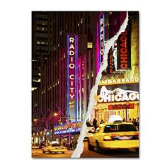 "Trademark Fine Art Taxis Manhattan by Philippe Hugonnard Wall Decor, 18 by 24"" Trademark Fine Art http://www.amazon.com/dp/B0144MVIKA/ref=cm_sw_r_pi_dp_5-M-vb15RGSMC"