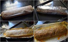 Rulada de carne tocata cu legume si cascaval | Savori Urbane Cooking Recipes, Bread, Ethnic Recipes, Food, Chef Recipes, Brot, Essen, Baking, Eten