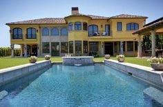 Kim Kardashian and Kanye West's New 11 Million Bel Air Mansion  Random Celebrity Article By Brian Warner on January 8, 2013