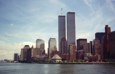 Best Help With Art Images  Trade Centre World Trade Towers New  World Trade Towers  This Photograph Of The Twin Towers Was Taken From The  Southwest
