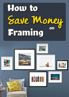 We all want to save money. Check out our new blog on how to save money when you're off to your local frame shop! ------------- #blog #picture #frames #custom #framing #tips