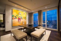 Mandarin Las Vegas Penthouse   http://www.mylvcondosales.com/las-vegas-strip-area-condos/the-residences-at-mandarin-oriental-las-vegas/  #vegas