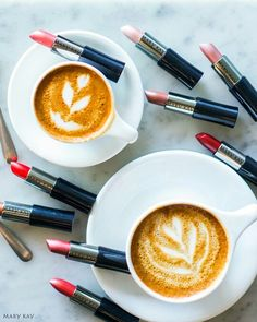 Good Morning beauties. Sipping coffee is always better when your lips look fabulous! #MaryKay You can find more fabulous lip color options by clicking on the link in my bio!