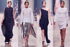 Paris Fashion Week: Maison Rabih Kayrouz #pfw #fashionweek #Fashion