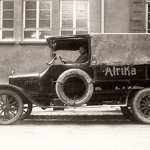 1926 The companies first truck